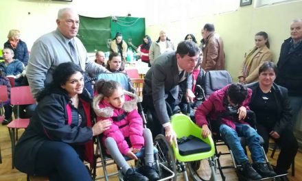 Битола: Израелска донација од медицински помагала