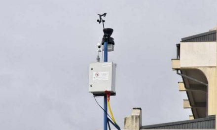 Прилеп доби станица за мерење на квалитетот на воздухот