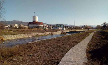 Започнаа припремите за изградба на пешачкиот мост во Делчево