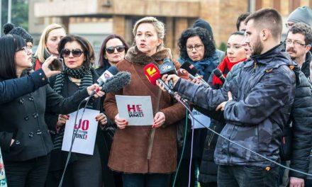 16 граѓански организации побара итно да се повлечат измените на Кривичниот законик
