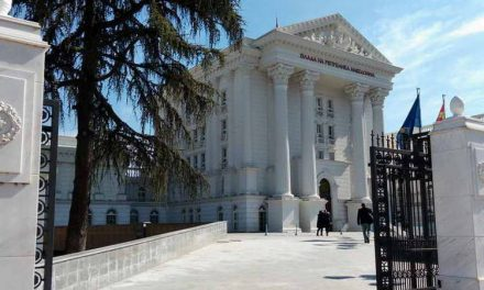 Владата организира пет јавни расправи за уставните измени
