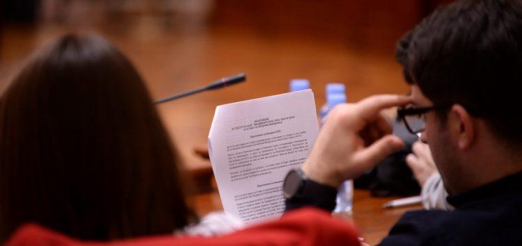 Прва јавна расправа за нацрт амандманите во Владата на РМ: Предложените измени се од интерес на граѓаните, не го загрозуваат граѓанскиот концепт на Уставот на РМ и го штитат идентитетот