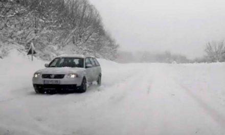"""""""Македонија пат"""": Сите патишта проодни, возете внимателно"""
