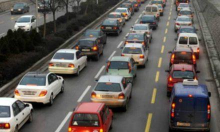 Поради протестот на ВМРО-ДПМНЕ, од 17 часот денеска сменет сообраќаен режим во Скопје