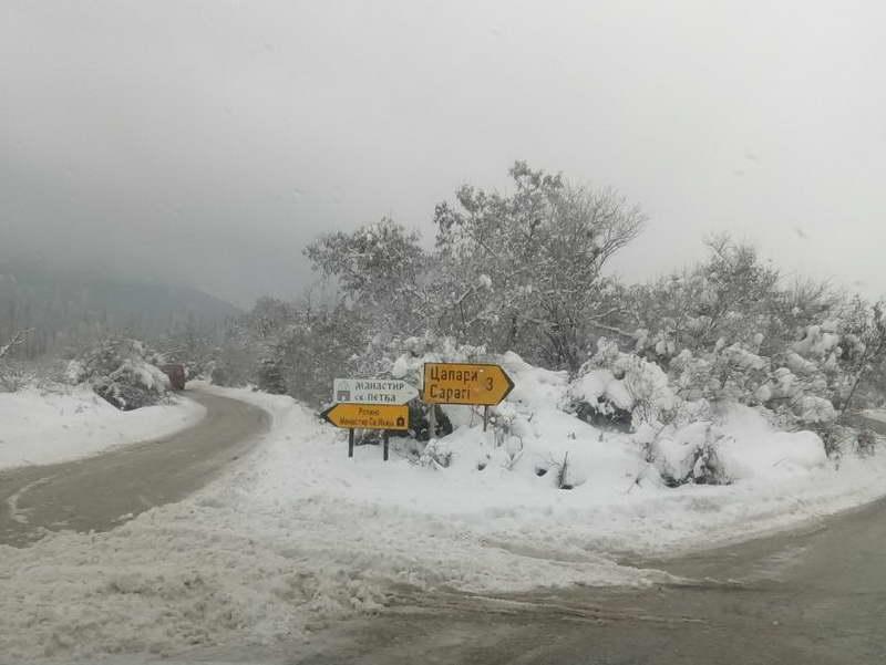 """""""Нискоградба"""" Битола: Сите патишта до околните населени места се проодни"""