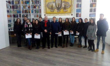 Доделени решенијата на стипендистите од Општина Делчево