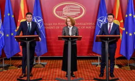 Шекеринска, Османи и Димитров: Го решивме најголемиот надворешно – политички проблем и ја заокруживме нашата државност