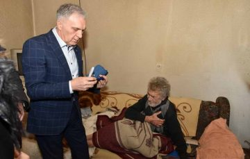 Општина Прилеп и Владата преземаат мерки за решавање на здравствените и социјални проблеми на семејството на бранителот Драган Спасески