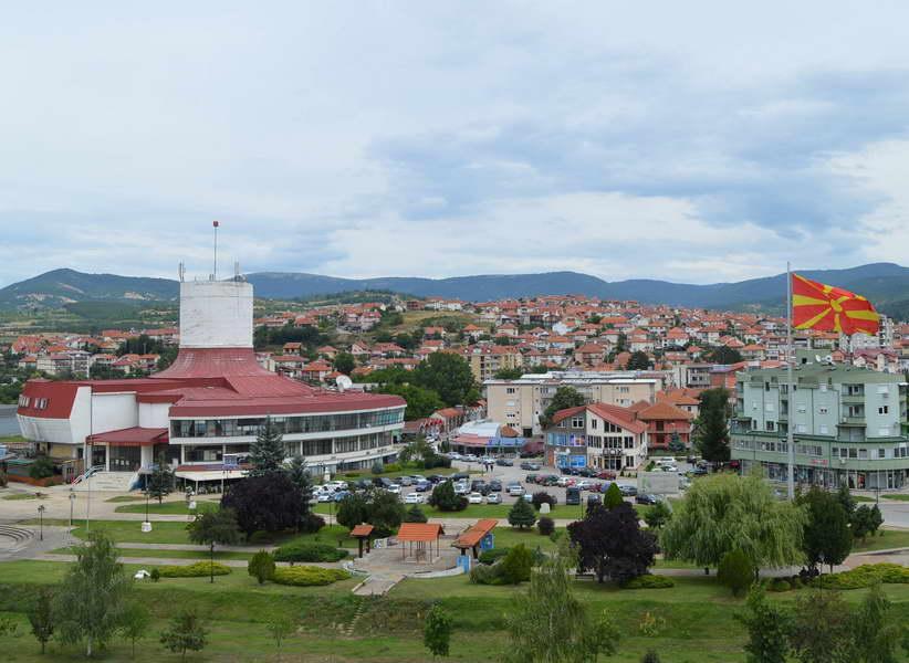 2020 година на инфраструктурата во општина Делчево