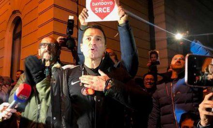 Правда за Давид – апсења и потерници во Бања Лука