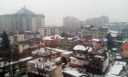 Соопштение на Владата за надминување на праг на алармирање на ПМ10 честичките во Тетово