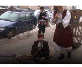 Актуелната политичка состојба главен мотив на Вевчанскиот карневал