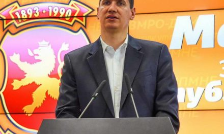 Влатко Ѓорчев, можен кандидат на ВМРО-ДПМНЕ за претседател