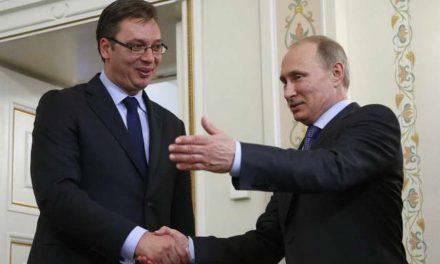Путин денеска ќе допатува во посета на Белград