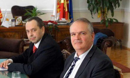 Новиот бугарски амбасадор во посета на Битола