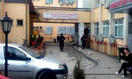 Детската клиника и болницата во Козле – полни со деца со респираторни заболувања
