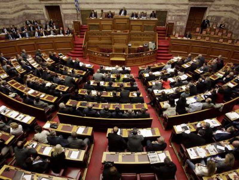 Во грчкиот парламент почнува процесот на ратификација на Договорот од Преспа