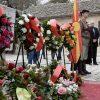 Делегација на Владата на Република Македонија положи свежо цвеќе на гробот на Гоце Делчев