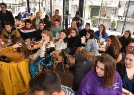 Јованоски: Младите треба да го имаат чувството на припадност, државата и општините треба да направат амбиент да ги задржат младите