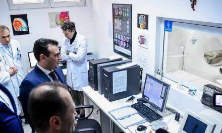 Заев и Филипче од Клиниката за неврологија: Ги унапредуваме условите за третман на пациентите