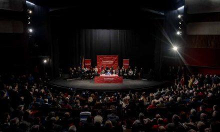 Шекеринска од трибина во Битола: Граѓаните разбраа дека членството во НАТО е брза патека за економски раст