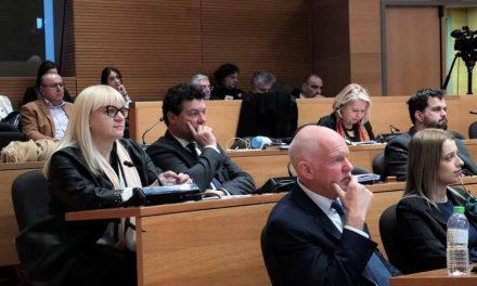 Министерката за правда Дескоска на Регионалниот форум за соработка во Солун