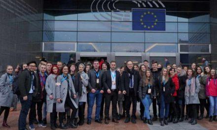 Средношколци од источниот регион, на средби со европратеници во Брисел