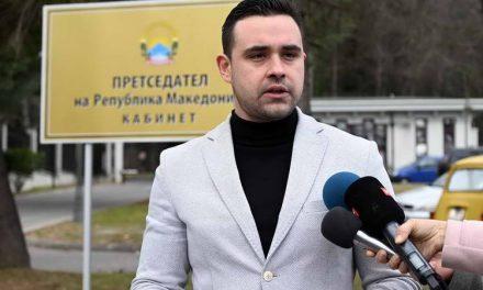 Костадинов: Илиеска вработена во кабинетот на Иванов, нејзината ќерка во Агенција за разузнавање