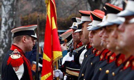 Фотографија на денот: Отворање на патот за 30-та членка на НАТО