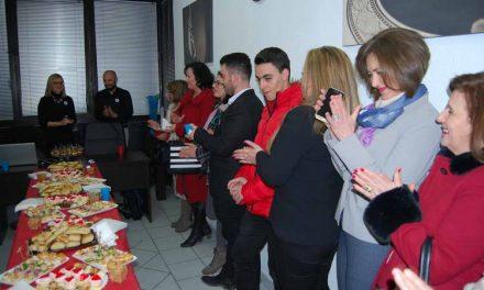 """Битола: Во комплексот """"Пелагонка"""", отворена канцеларија на советниците од """"Поинаку"""""""