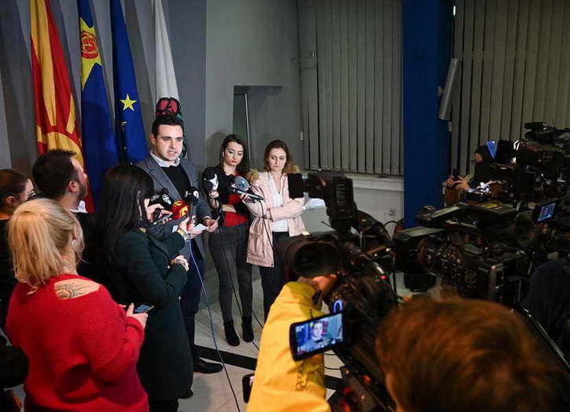 СДСМ: Предвремени парламентарни избори нема да има, бараме можност за консензуален кандидат
