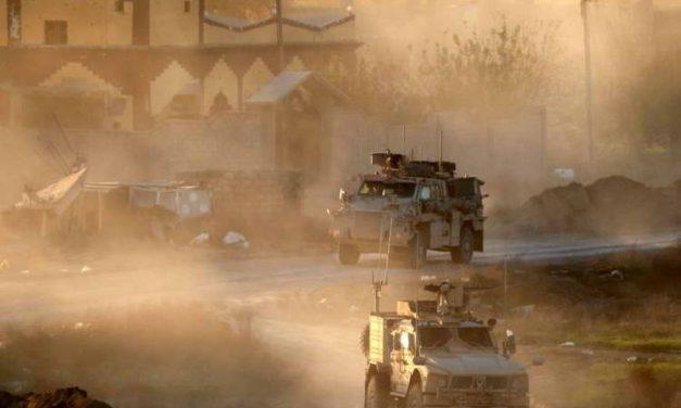 Жестоки борби против ИД во Сирија