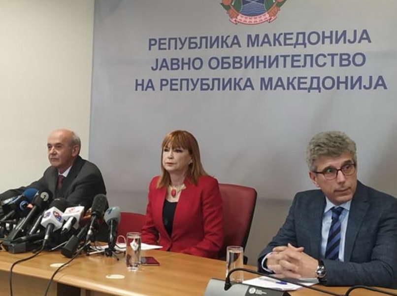 Обвинителството не открива детали, Груевски бара докази