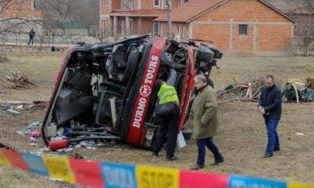 Возачот не бил под дејство на алкохол или лекови, ќе се испита дали зборувал на мобилен