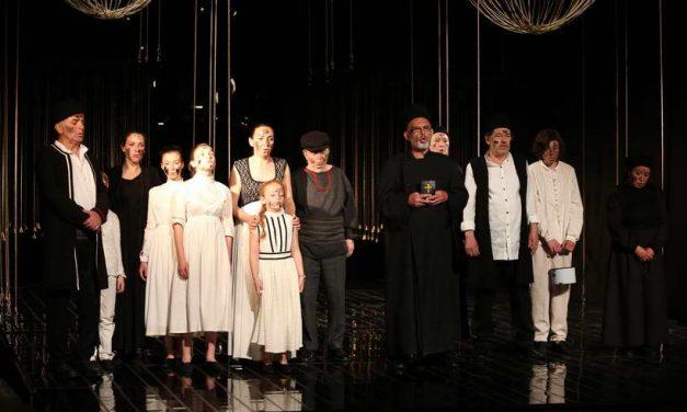 """Со изведба на претставата """"Пиреј"""", во понеделник прилепскиот театар ќе одбележи 69 години од постоењето"""