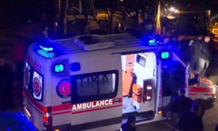 13 загинати во сообраќајната несреќа на патот Скопје-Тетово