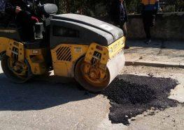 Општина Битола: Санирани ударните дупки на коловозите на над 30 улици
