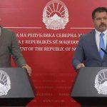 Прес на портпаролите на Владата, Бошњаковски и Хоџа: Кратенката МАНУ ќе остане непроменета и по преименувањето на академијата (видео)