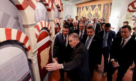 Премиерот Заев на комеморативна свеченост по повод одбележување на 76 години од депортацијата на македонските Евреи