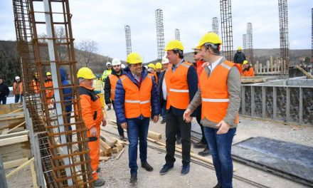 Првиот дел од пругата кон Бугарија ќе биде завршен до крајот на годината