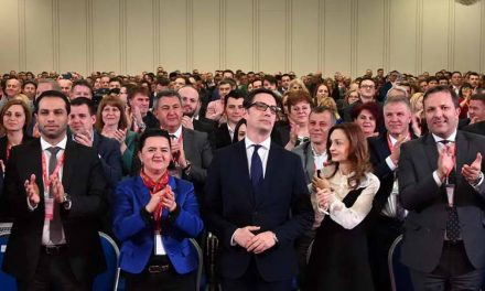 СДСМ ја потврди кандидатурата на Пендаровски