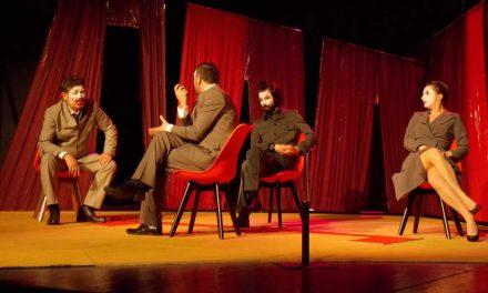 """Прилепскиот театар премиерно ја изведе претставата """"Демократија"""""""