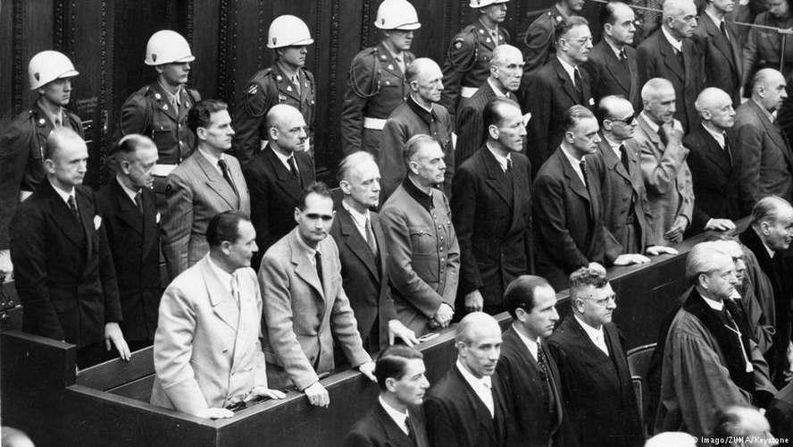 Нирнберг и ненаучените лекции