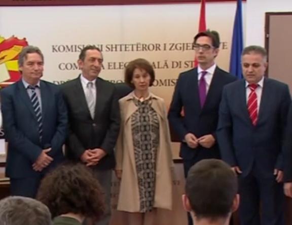 Кандидатите за Претседател го потпишаа кодексот за фер и демократски избори