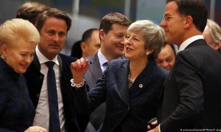 ЕУ и понуди на Британија три опции за Брегзит