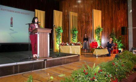 Апостолска: Развиваме економија на која им се даваат подеднакви шанси и на жените