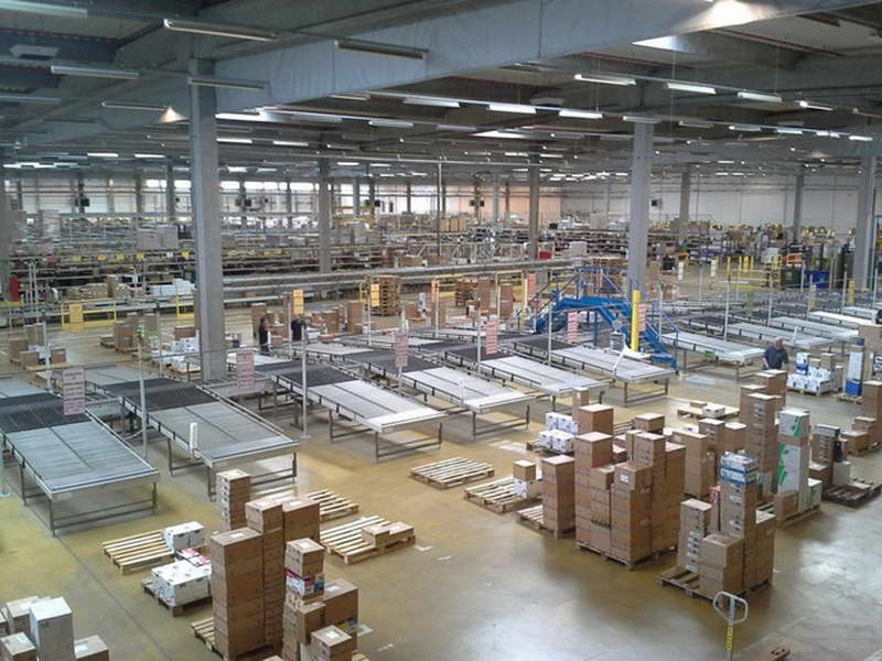 Индустриското производство во април зголемено за 46,1 отсто