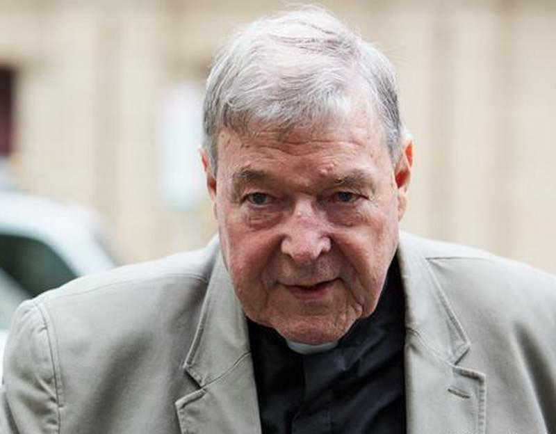 Кардиналот Пел осуден на шест години затвор