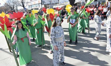 """Креативност, традиција и мајтап на карневалот """"Прочка 2019"""" во Прилеп"""