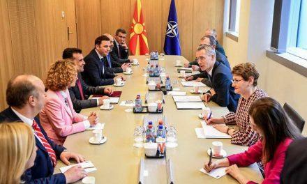 Реформските процеси во државата, во фокус на средбите на Заев со Хан и Столтенберг
